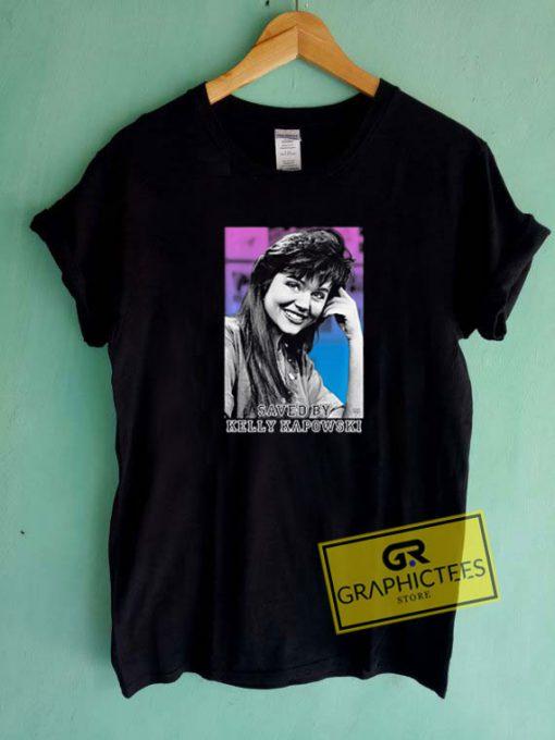 Saved By Kelly Kapowski Tee Shirts