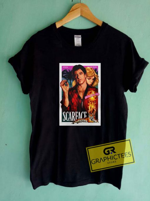 Scarface World is Your Tee Shirts