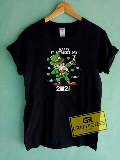 St Patricks Day DabbingTee Shirts