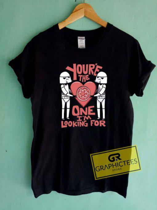 Star Wars ValentinesTee Shirts