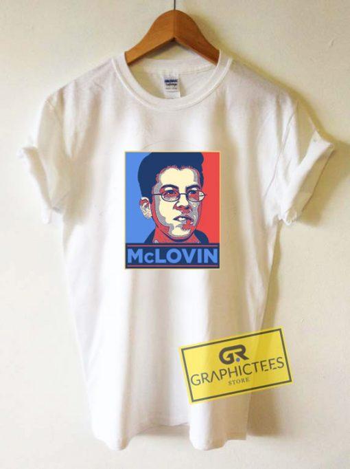 Superbad McLovin Tee Shirts