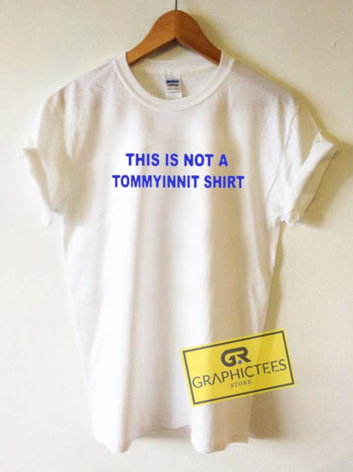 This Is Not A Tommyinnit Tee Shirts