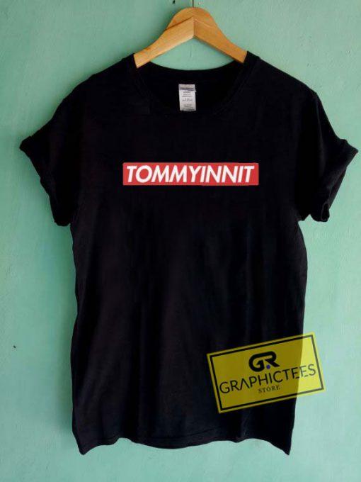 Tommyinnit Logo Tee Shirts