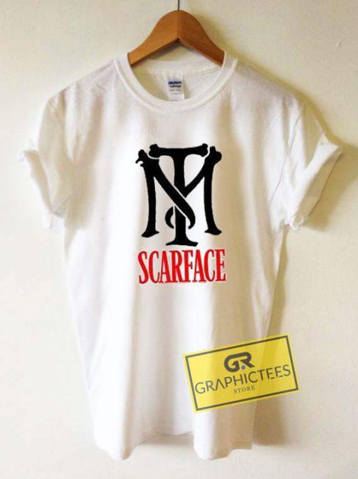 Tony Montana Scarface Tee Shirts