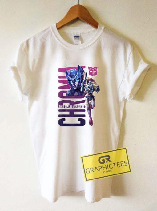 Transformers War CybertronTee Shirts