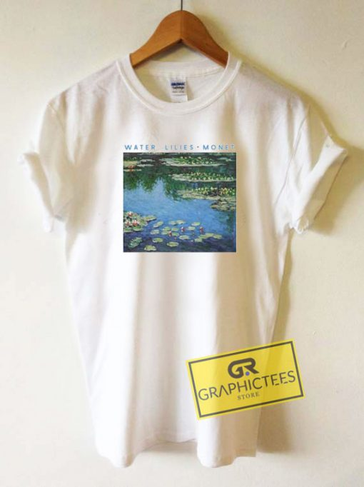 Water Lilies MonetTee Shirts