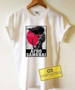 Afro Samurai Poster Tee Shirts