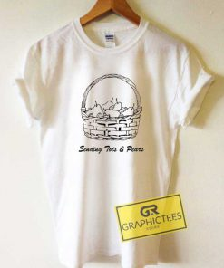 Basket Tots And Pears Tee Shirts