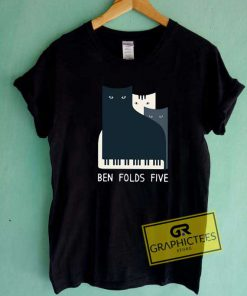 Ben Folds Five Meme Tee Shirts