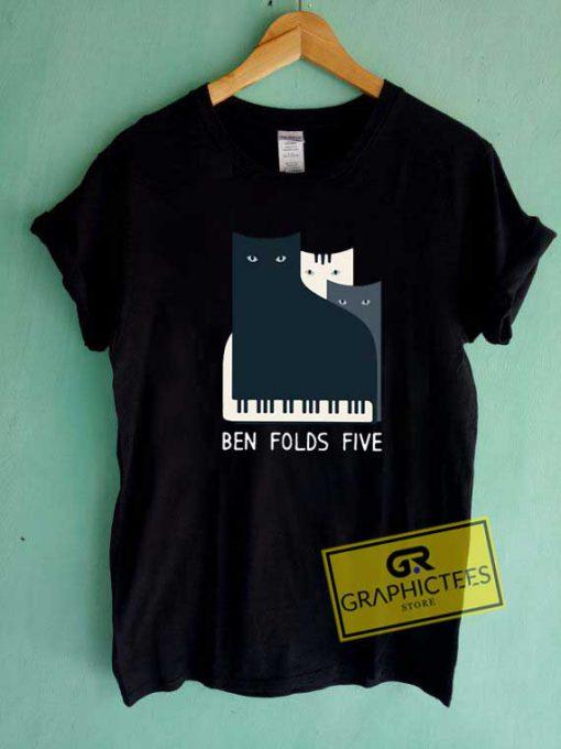 Ben Folds Five Meme Tee Shirts