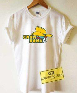 Crambone Hat Graphic Tee Shirts