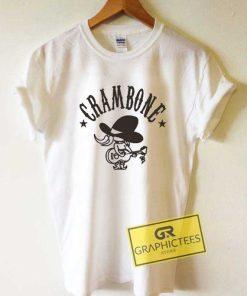 Crambone Poster Cartoon Tee Shirts