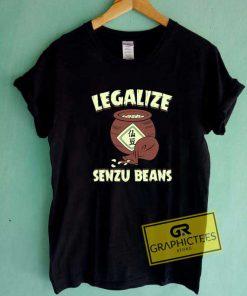 Dragon Ball Senzu Beans Tee Shirts