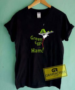 Green Eggs And Ham Tee Shirts