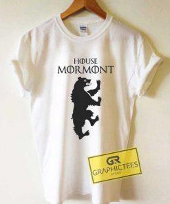 House Mormont Parody Tee Shirts