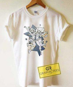 Manga Game Gyaru Tee Shirts