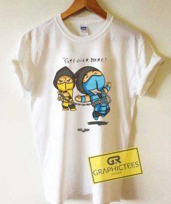Mortal Kombat Chibi Meme Tee Shirts
