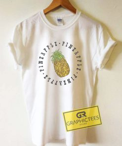 Pineapple Parody Tee Shirts