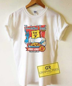 Powdered Toast Man Poster Tee Shirts