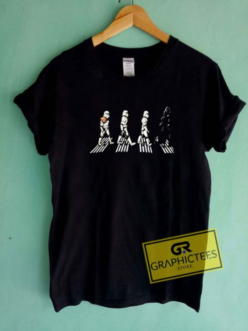 Star Wars Beatles AbbeyTee Shirts
