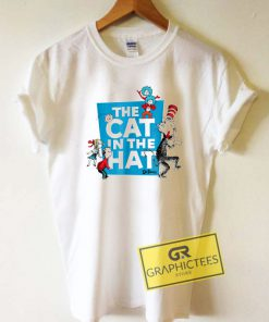 The Cat In The Hat Tee Shirts