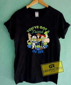 Toy Story Got FriendsTee Shirts