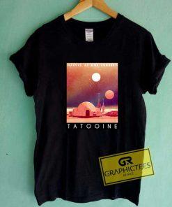 Visit Tatooine Poster Tee Shirts