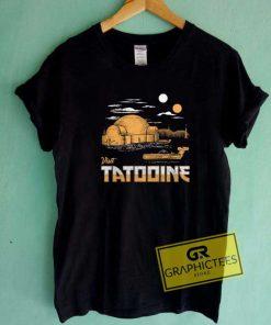 Visit Tatooine Vintage Tee Shirts